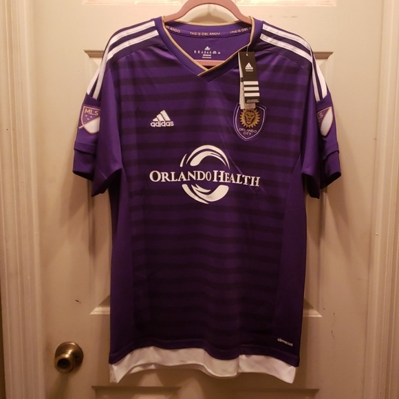 outlet store e967a 90d30 **NEW WITH TAGS ** Orlando City soccer jersey NWT